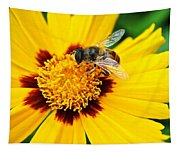 Drone Bee Tapestry