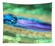Drop Of Illusion Tapestry
