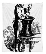 Druggist, 19th Century Tapestry