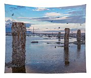 Drying Dock Tapestry