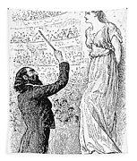 Du Maurier: Trilby, 1894 Tapestry