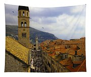 Dubrovnik - Old City Tapestry