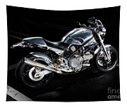 Ducati Monster Cafe Racer Tapestry