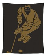 Ducks Shadow Player3 Tapestry