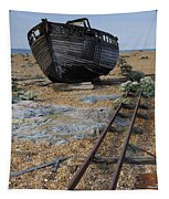 Dungeness Days 1 Tapestry