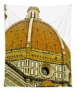 Duomo Florence Italy Tapestry