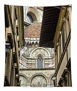 Duomo In Firenze Tapestry