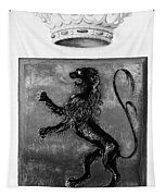 Duquesne Coat Of Arms Tapestry