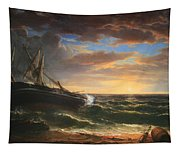 Durand's The Stranded Ship Tapestry