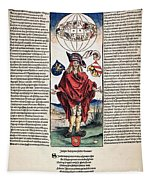 Durer: Syphilitic, 1496 Tapestry