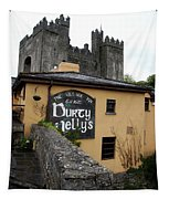 Durty Nellys And Bunraty Castle Tapestry