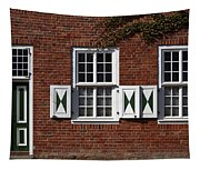 Dutch Neighborhood In Potsdam Tapestry