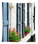 Dutch Window Boxes Tapestry