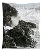 Dyrholaey Surf Tapestry