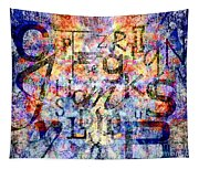 Dyslexia Tapestry