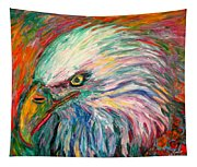 Eagle Fire Tapestry