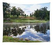 Eagle Knoll Golf Club - Hole Six Tapestry