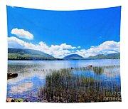 Eagle Lake In Acadia Tapestry
