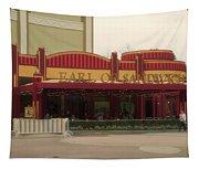 Earl Of Sandwich Downtown Disneyland Tapestry
