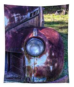 Early 1950s Automobile 1 Tapestry