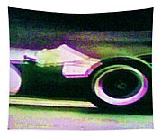 Early 60's F1 Racer Tapestry