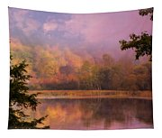 Early Morning Beauty Tapestry
