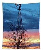 Early Prairie Light Tapestry