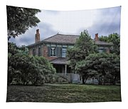 Early Victorian Italianate House Tapestry
