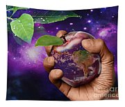 Earth Apple Tapestry