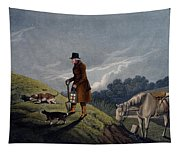 Earth Stopper, 1820 Tapestry