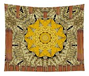 earth sun Popart Tapestry