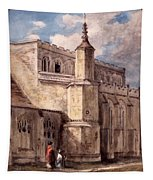 East Bergholt Church, Northside Tapestry
