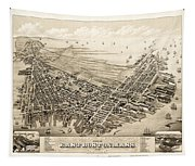 East Boston 1879 Tapestry