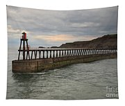 East Pier Whitby Tapestry