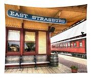 East Strasburg Station Tapestry