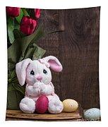 Easter Bunny Tapestry by Edward Fielding