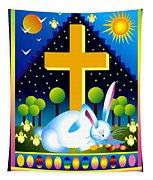 Easter Card Tapestry