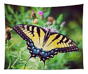 Eastern Tiger Swallowtail Tapestry