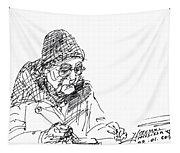 Eating  Tapestry
