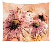 Echinacea Impressions  Tapestry