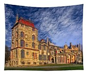 Eclectic Castle Tapestry