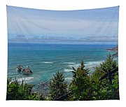 Ecola State Park Tapestry