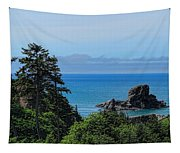 Ecola State Park Overlook  Tapestry