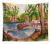 Eden Park Lake Tapestry