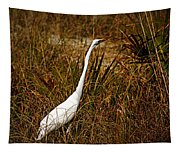 Egret Tapestry