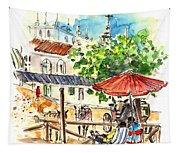 El Rocio 01 Tapestry