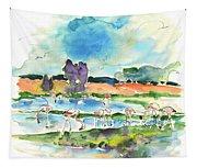 El Rocio 08 Tapestry