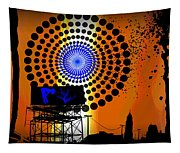 Electric Avenue Tapestry