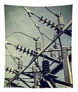 Electricity Tapestry