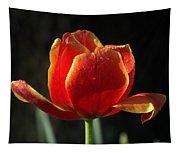 Elegance Of Spring Tapestry